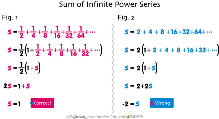 sum infinite series