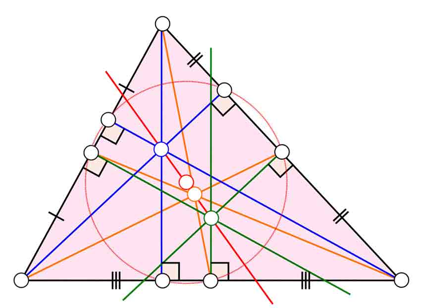 Triangle Euler Line
